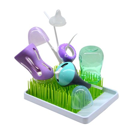 - Baby Bottle Drying Rack for Sippy Cup Nipples Dishes Breast Pump Accessories Dryer Stand Drainer Mat