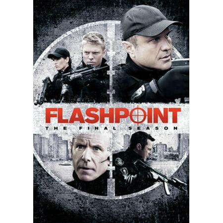 Flashpoint: The Final Season (DVD) ()