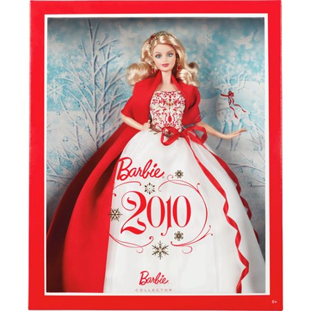 Barbie Collector 2010 Holiday Doll - Walmart.com - Walmart.com