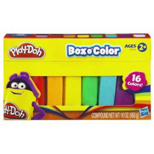 Play-Doh Box o'Color Set