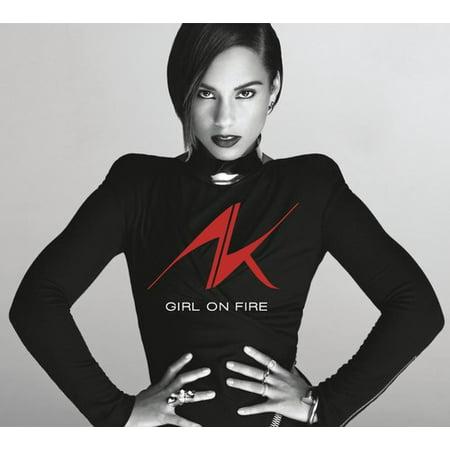 Girl on Fire (CD)