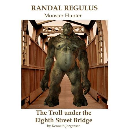 The Troll under the Eighth Street Bridge - eBook