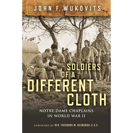 Soldiers of a Different Cloth : Notre Dame Chaplains in World War II - Notre Dame Party Supplies