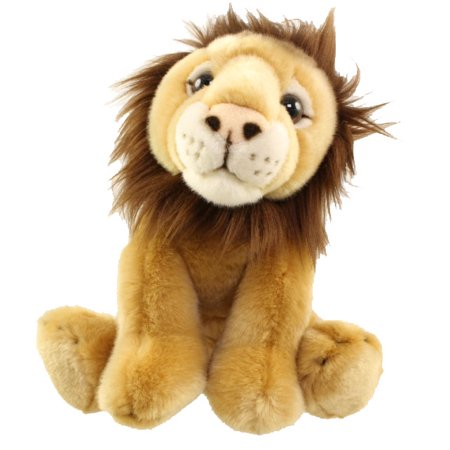Adventure Planet Plush Heirloom Collection - FLOPPY LION (12 inch) - Plush Lion