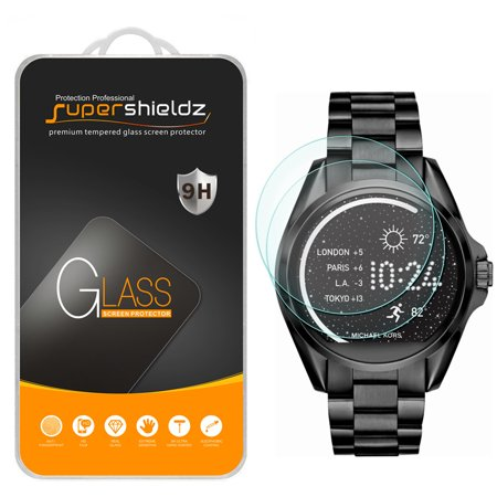 703f7d10aec4 2-Pack  Supershieldz Michael Kors Smartwatch 44.5mm Tempered Glass ...