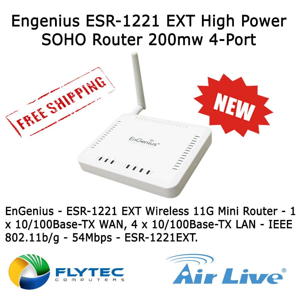 EnGenius ESR1221 EXT Router Driver Windows