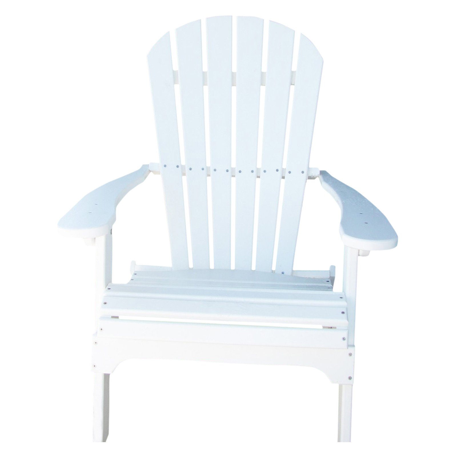 phat tommy recycled plastic folding adirondack chair walmart com