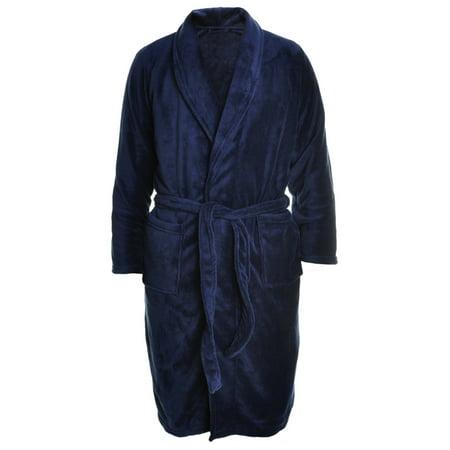 Espada Menswear Unisex Premium Plush Bathrobes - Express Menswear