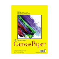 """Strathmore Canvas Paper Pad, 300 Series, 9"""" x 12"""""""