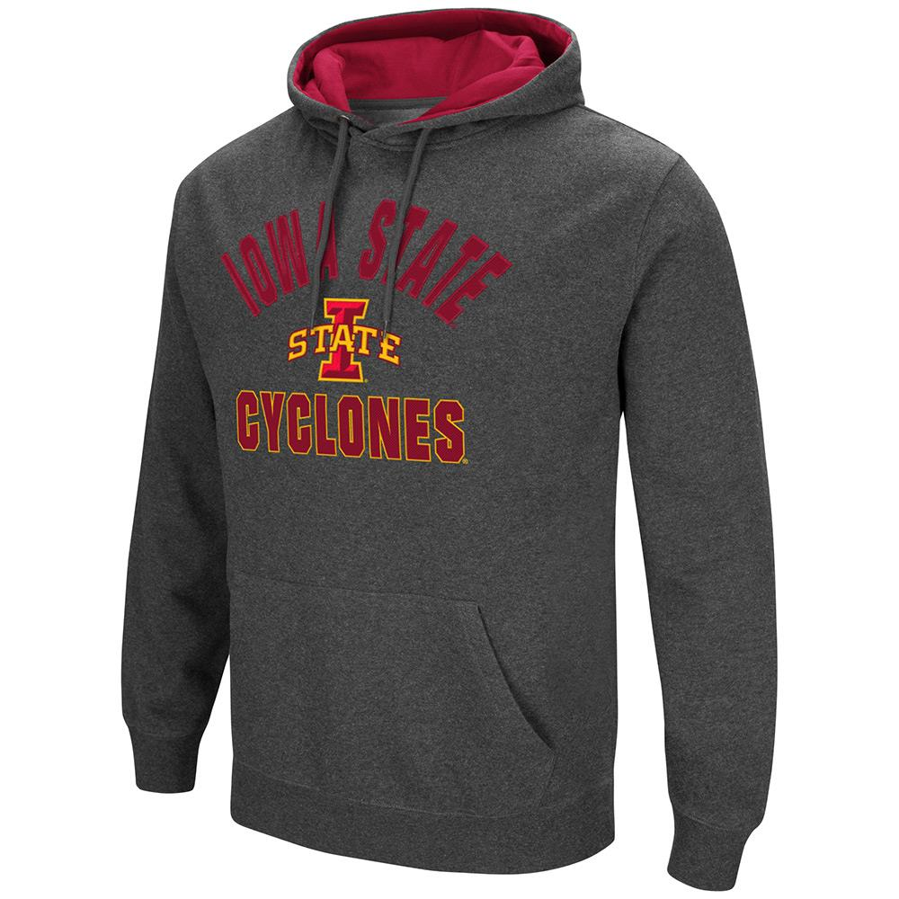 Mens NCAA Iowa State Cyclones Pull-over Hoodie