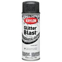 Krylon Glitter Blast Spray Paint, 5.7 oz., Starry Night