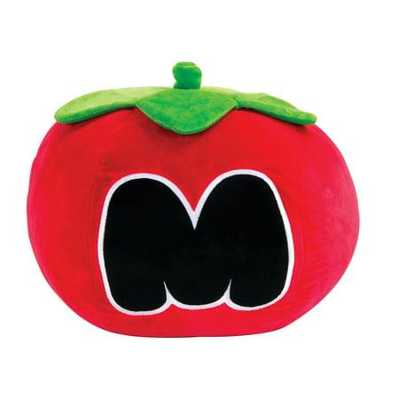 "Club Mocchi Mocchi Plush, 12"" Kirby Mega Maxim Tomato Plush Stuffed Toy"