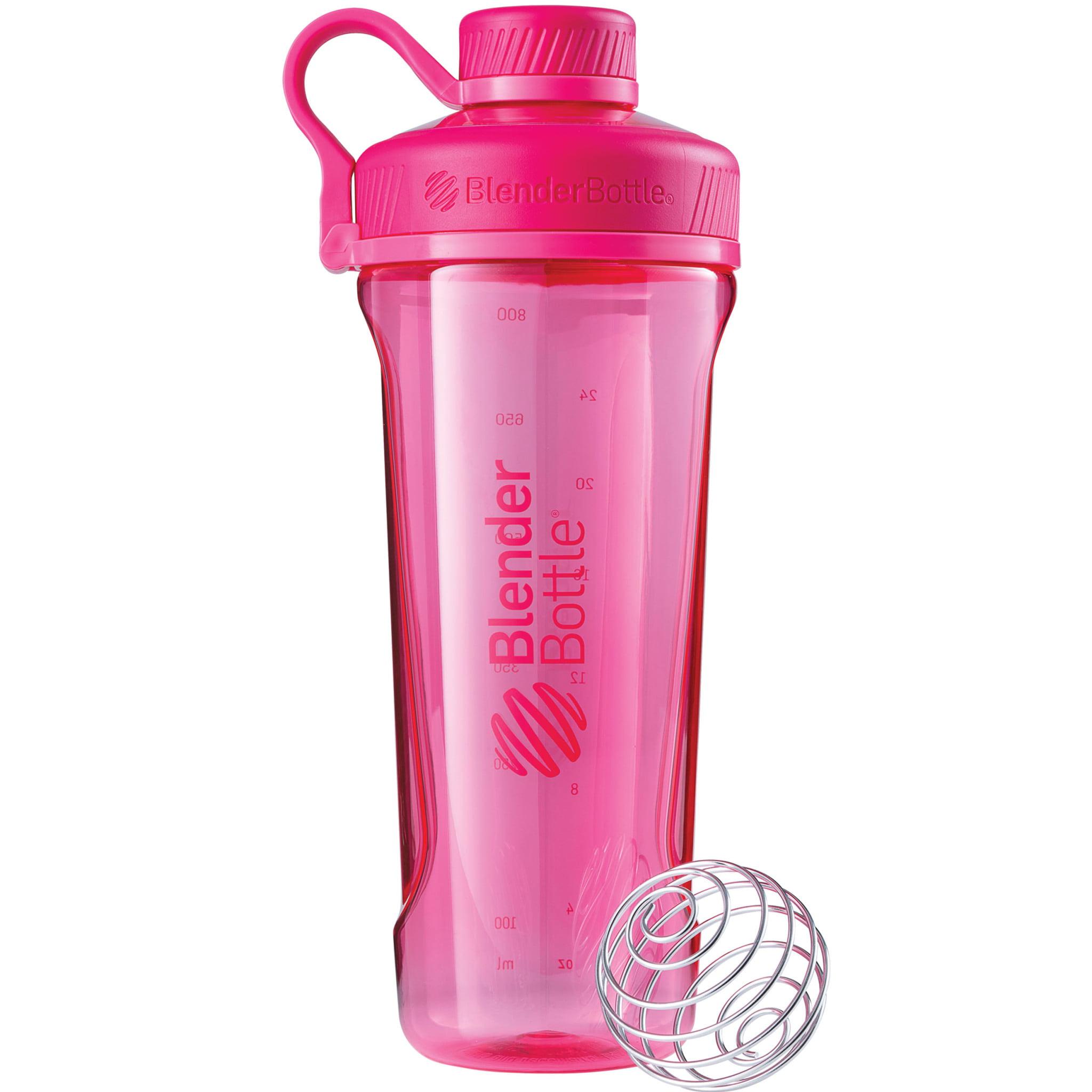 Click here to buy BlenderBottle 32oz Radian Tritan Shaker Cup Pink by Sundesa LLC.