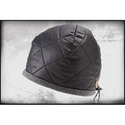 Icebox Dohm 79-2 Denali Winter Hat - Black, Medium-Large
