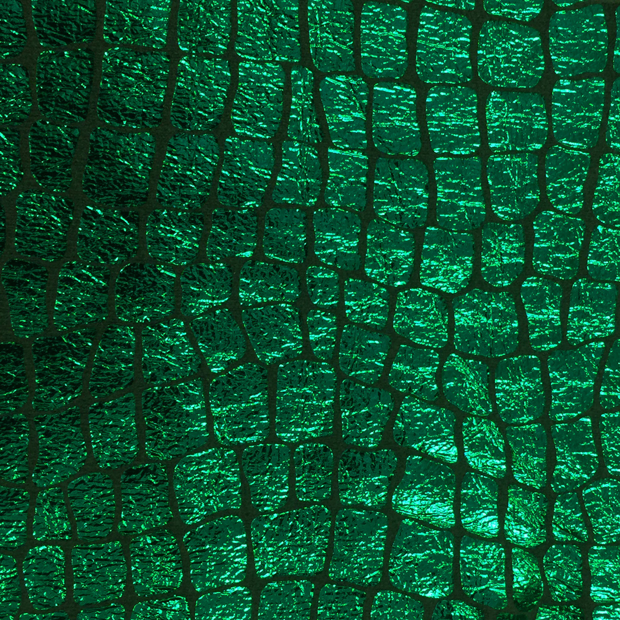 Shason Textile Cosplay Turtle Skin Foil Pattern