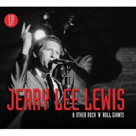 Jerry Lee Lewis   Rock N Roll Giants