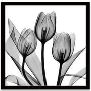 "20"" x 20"" Tulip Wall Art"