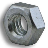 1/4 in. -20 tpi Zinc-Plated Hex Nut (1000-Pack)