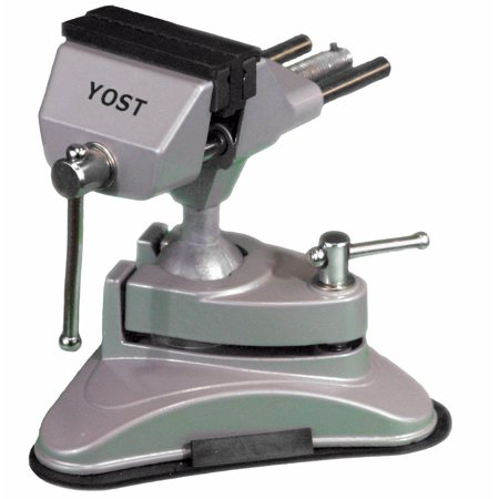 Yost V-275 Portable Multi-Angle Pivoting Vise, 2.75 , Gray