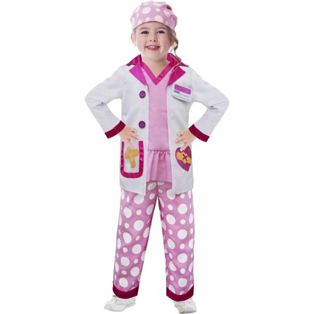 3e73e9288 Little Doctor Toddler Dress Up   Role Play Costume - Walmart.com