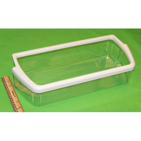 NEW OEM Maytag Refrigerator Door Bin Basket Shelf Originally Shipped With MSF25C2EXS00, MSF25C2EXW00, MSF25D4XAB00