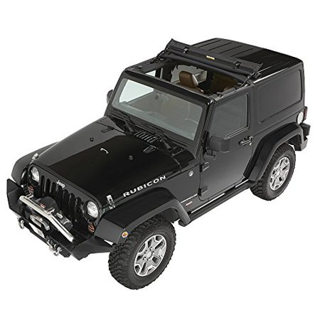 Bestop Sunrider for Hardtop (Bestop Hard Upper Doors)