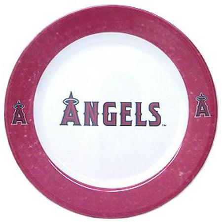 Anaheim 3 Piece Set - Los Angeles Angels of Anaheim 4 Piece Dinner Plate Set