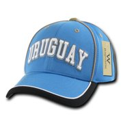 WR Country WR100 The Tournament, Jersey Caps-Uruguay