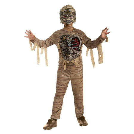 Child Scary Light-Up Mummy Costume by Rubies 881883](Scary Cartoon For Kids)