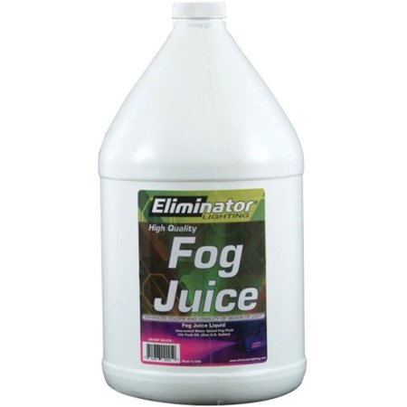 - Eliminator Lighting Eco Fog Juice, 4-Liter Jug, Standard