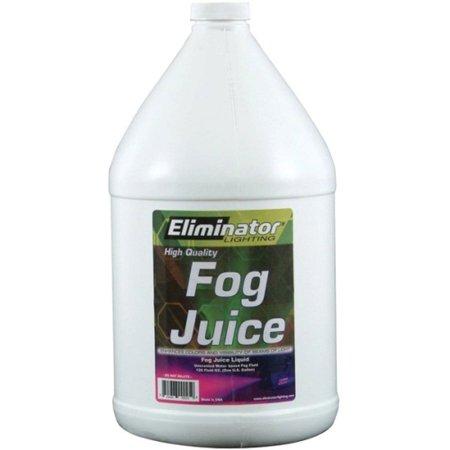 Eliminator Lighting Eco Fog Juice, 4-Liter Jug, - Halloween Swamp Juice