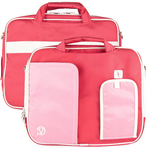 Vangoddy Pindar Travel School Shoulder Case Bag for Laptops/Netbooks/Tablets up to 11.6""