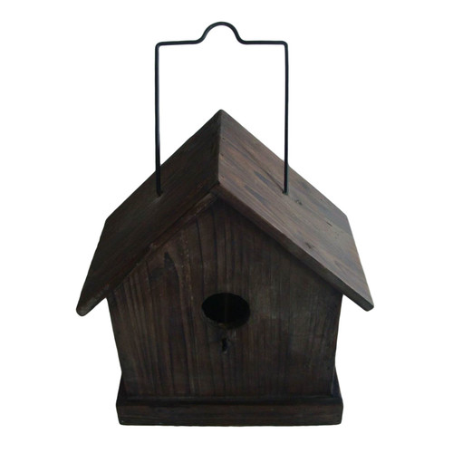 Cheungs 11 in x 5.5 in x 11 in Birdhouse by Bird Houses