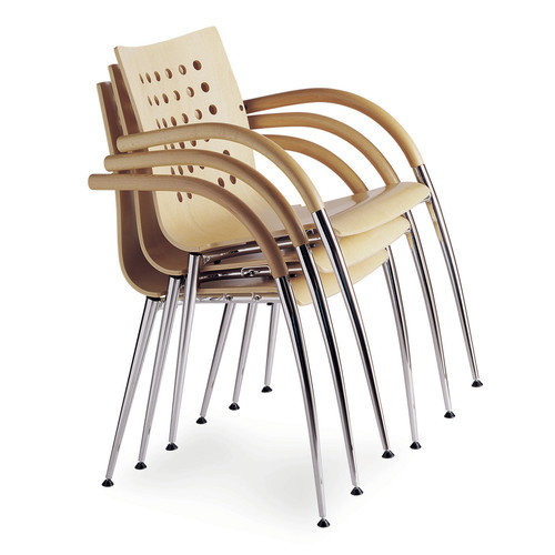 Borgo Ingrid Guest Chair (Set of 2)