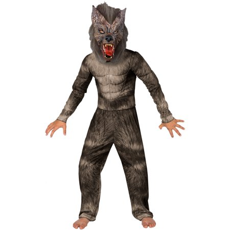 Werewolf Mask Adult Halloween Costume