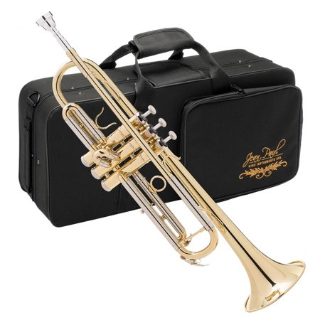 Jean Paul USA TR-330 Trumpet with Case (Strapless Trumpet)