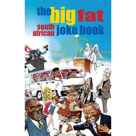 The Big Fat South African Joke Book - eBook - Halloween Fat Jokes