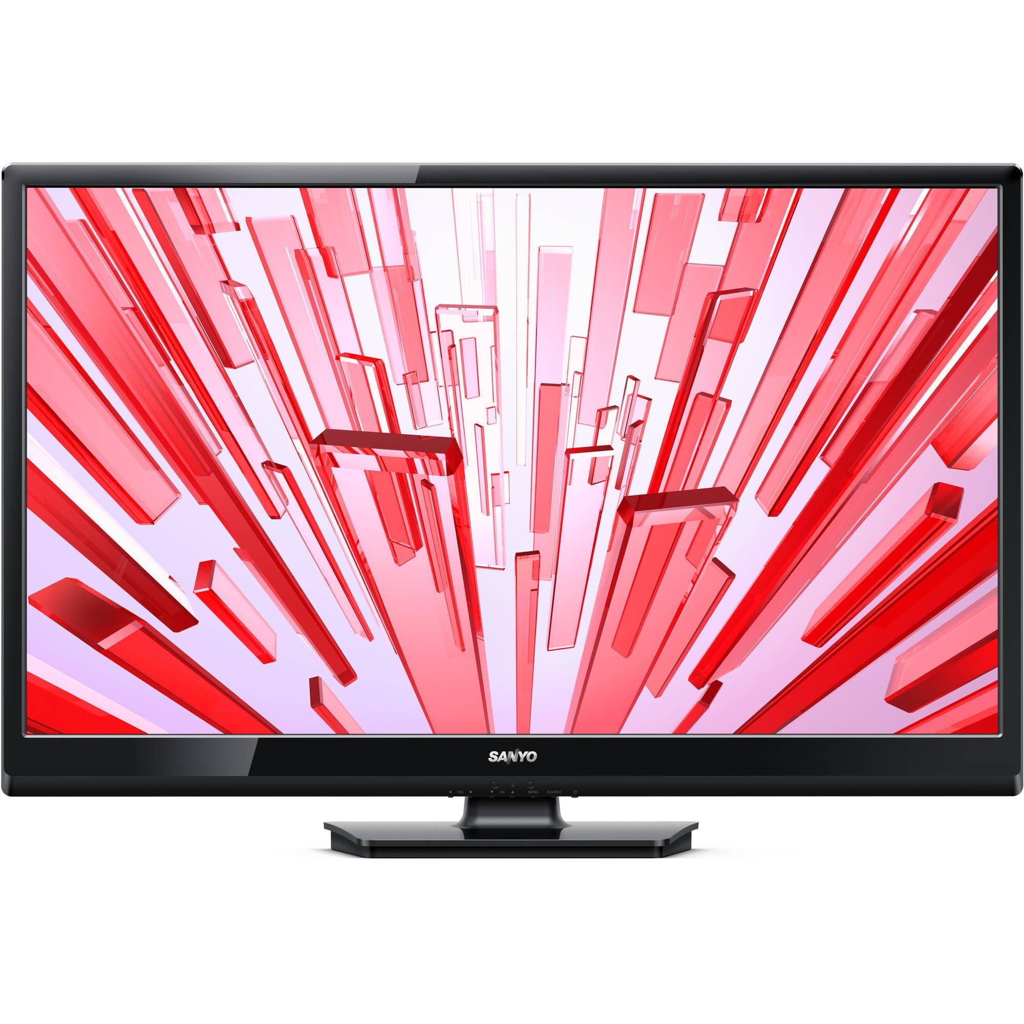 "Refurbished Sanyo FW32D06F 32"" 720p 60Hz LED LCD HDTV"