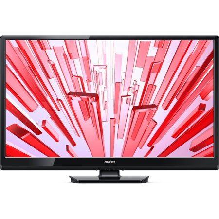 """DEALS Refurbished Sanyo FW32D06F 32"""" 720p 60Hz LED LCD HDTV NOW"""