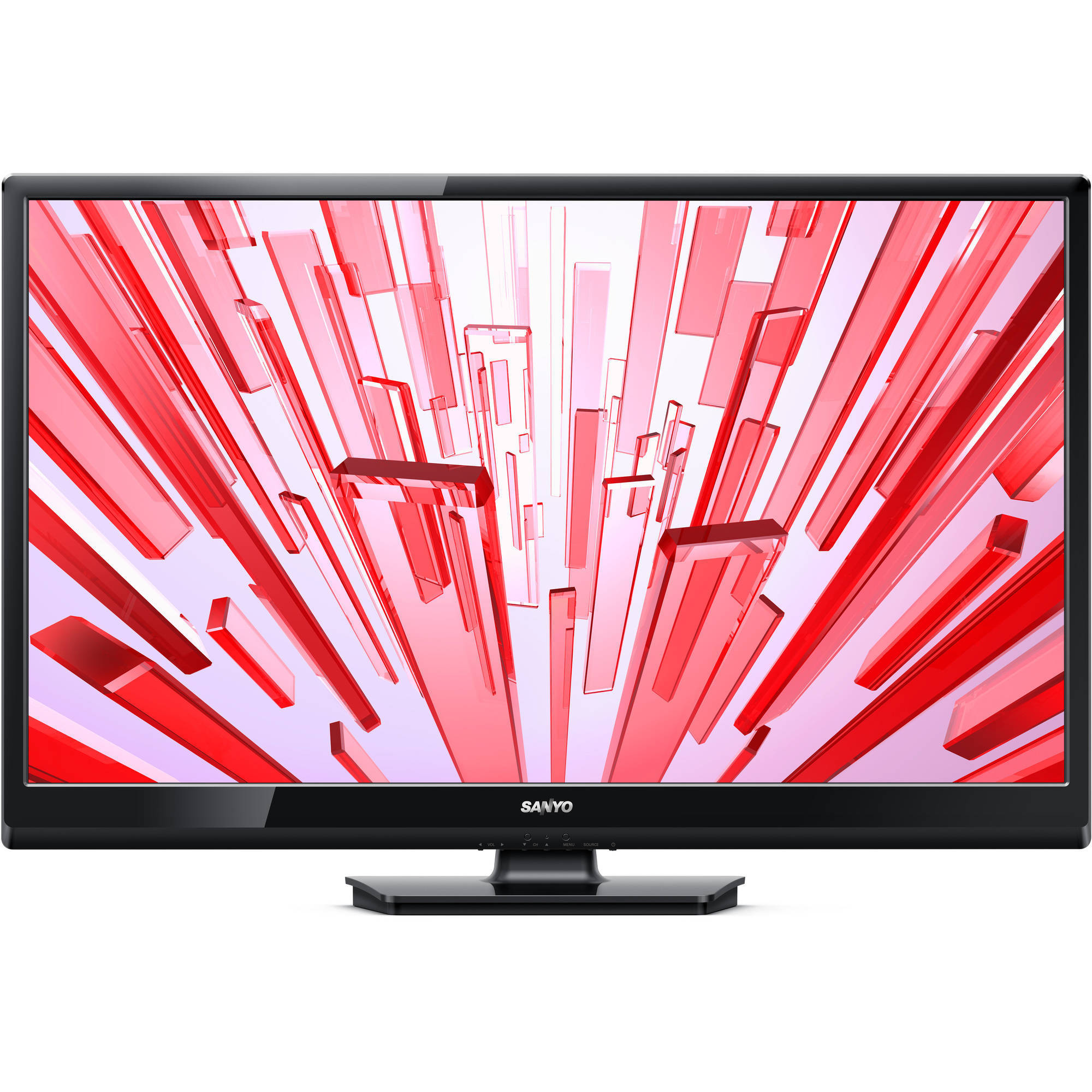 "Refurbished Sanyo FW32D06F 32"" 720p 60Hz LED LCD HDTV"