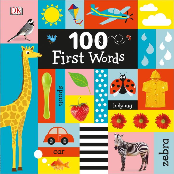 100 1st Words (Board Book)