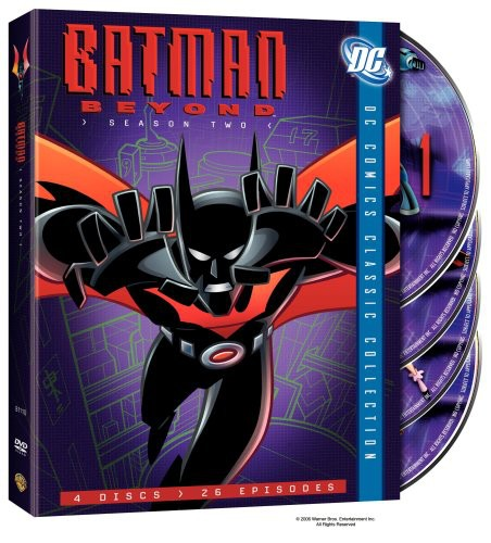 Batman Beyond: Season Two by WARNER HOME ENTERTAINMENT