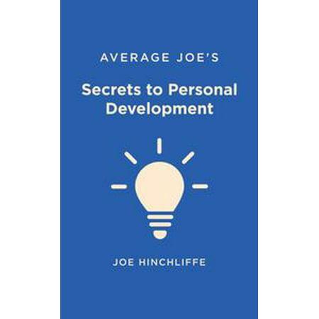 Average Joe's Halloween (Average Joe's Secrets to Personal Development -)