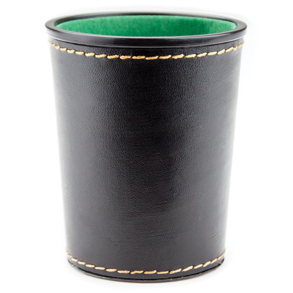 Synthetic Leather Dice Cup