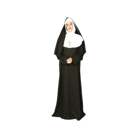 Adult Mother Superior Costume](Mother Superior Costume)