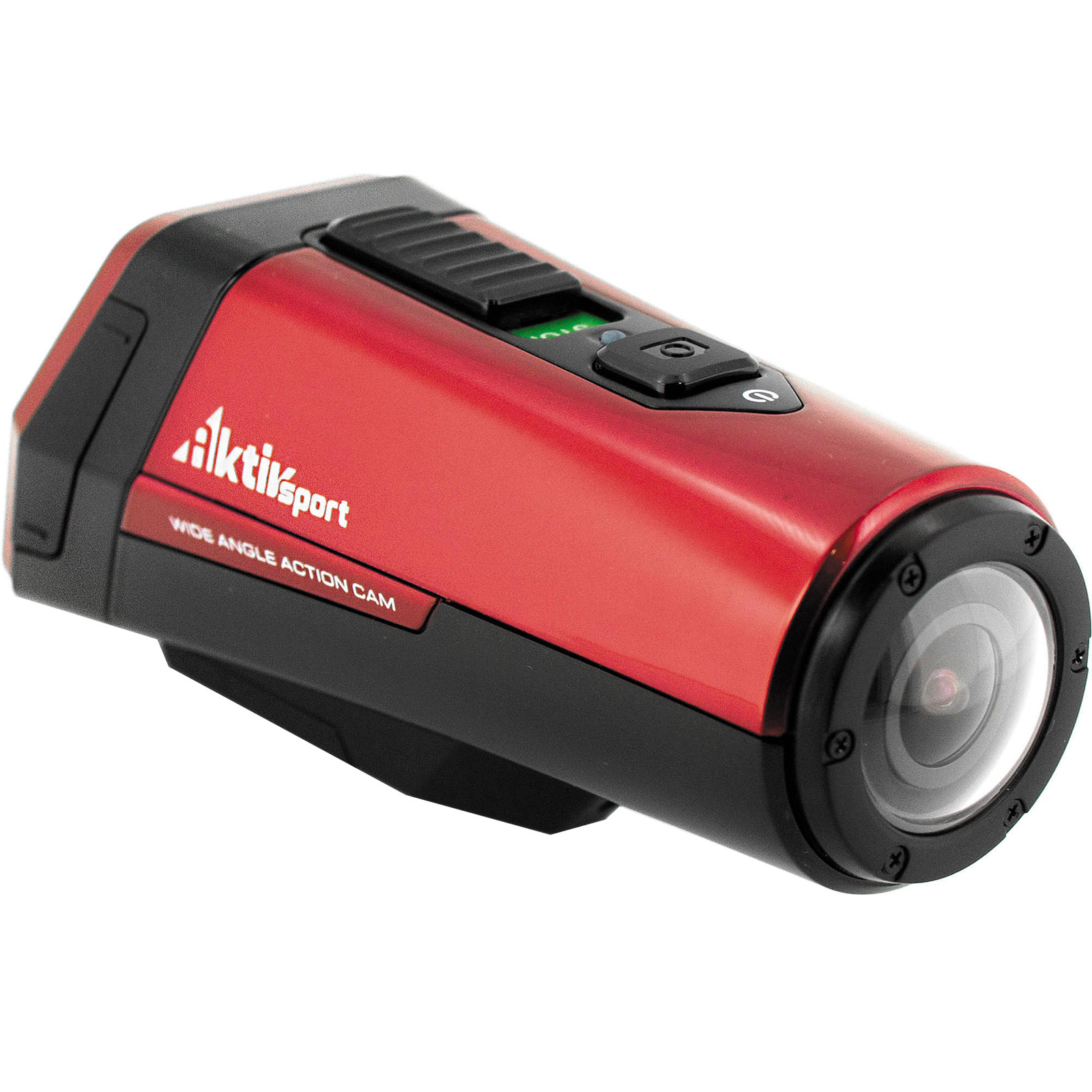 Coleman Aktivsport CX9WP GPS HD Video Action Camera Camcorder (Red) by Coleman