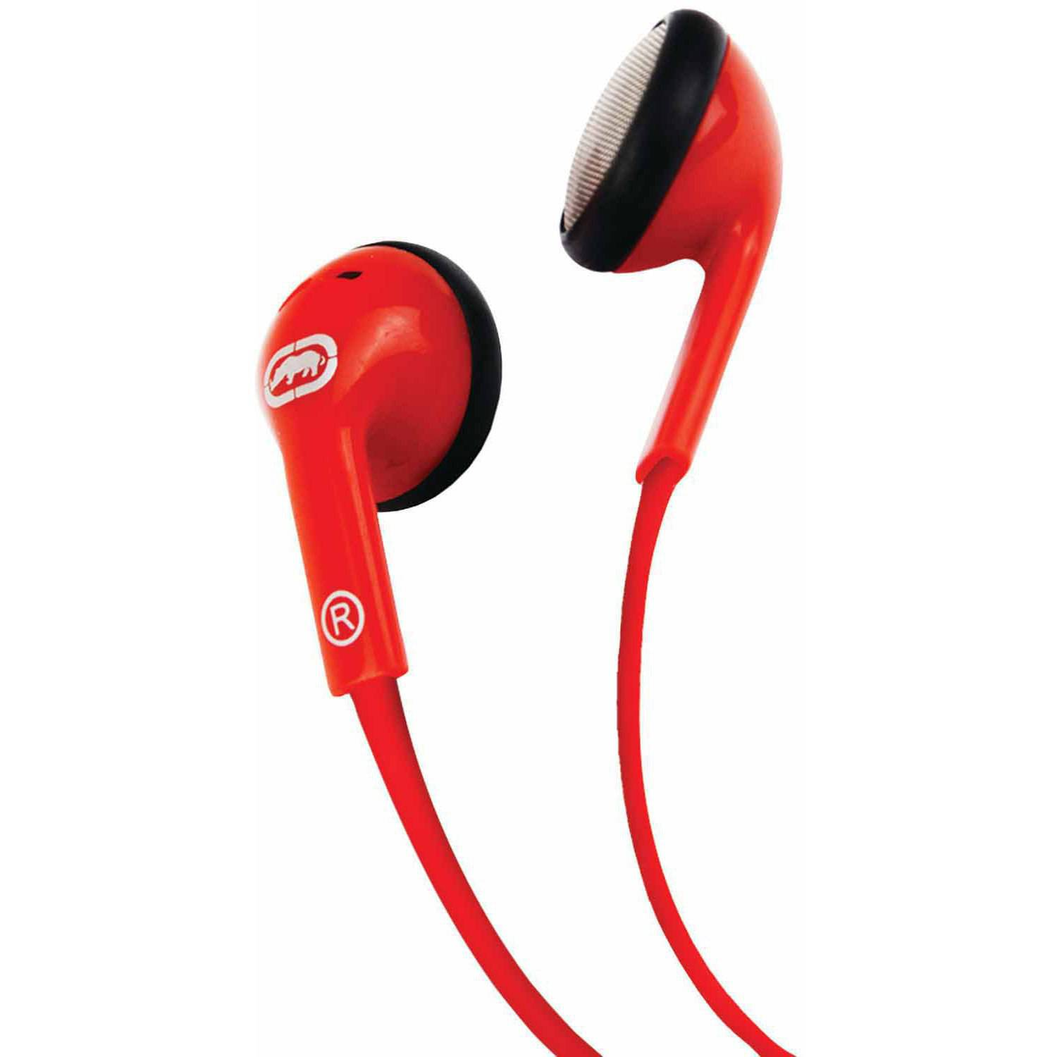 Ecko Unlimited Dome Earbuds with Microphone