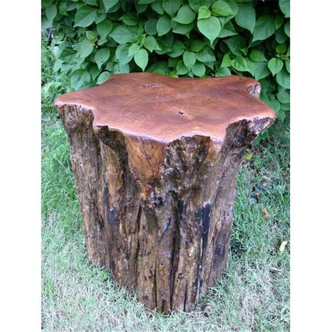 Groovy Stuff Furniture TF-0509 Campfire Stump Seat