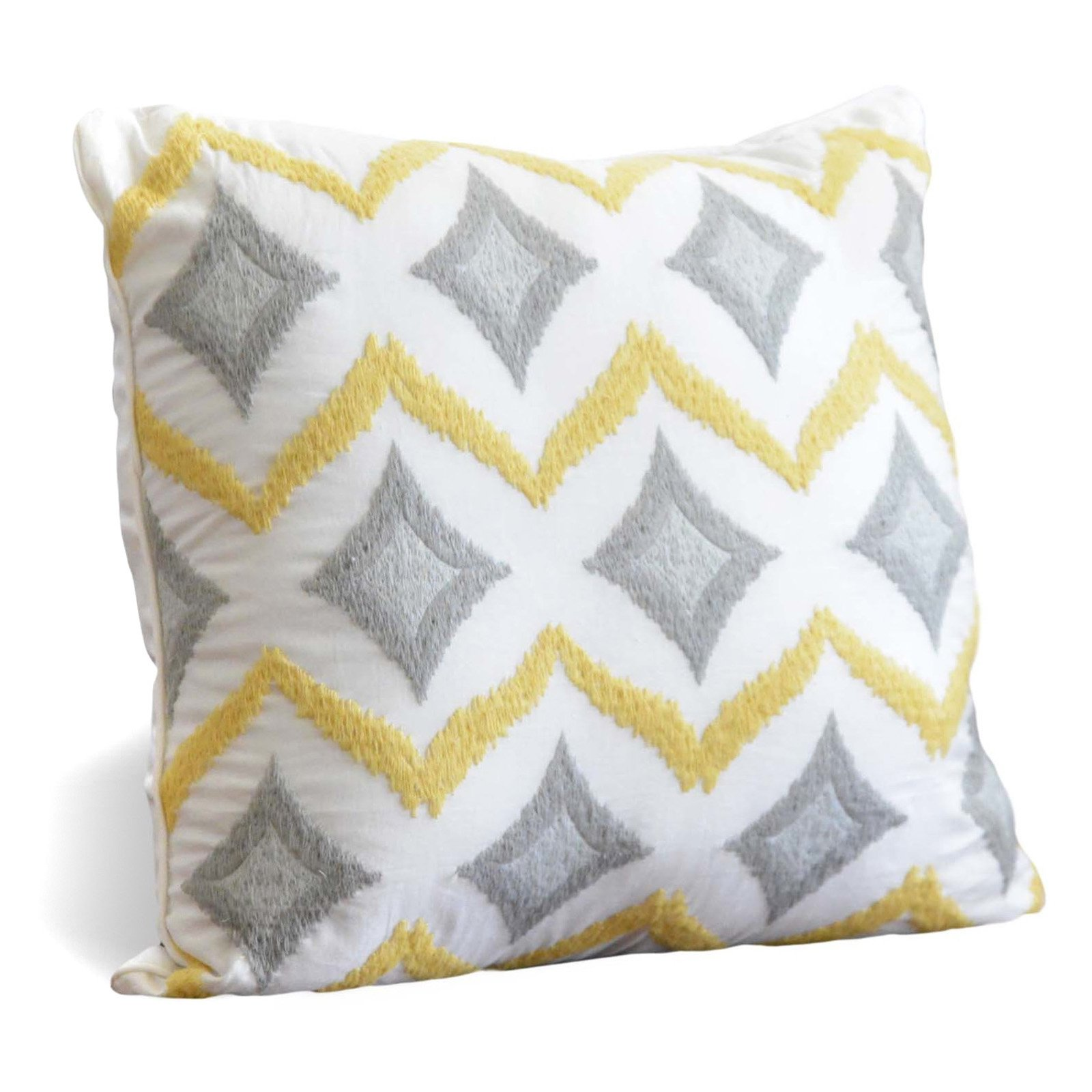 Piper Square Decorative Throw Pillow by Nostalgia Home