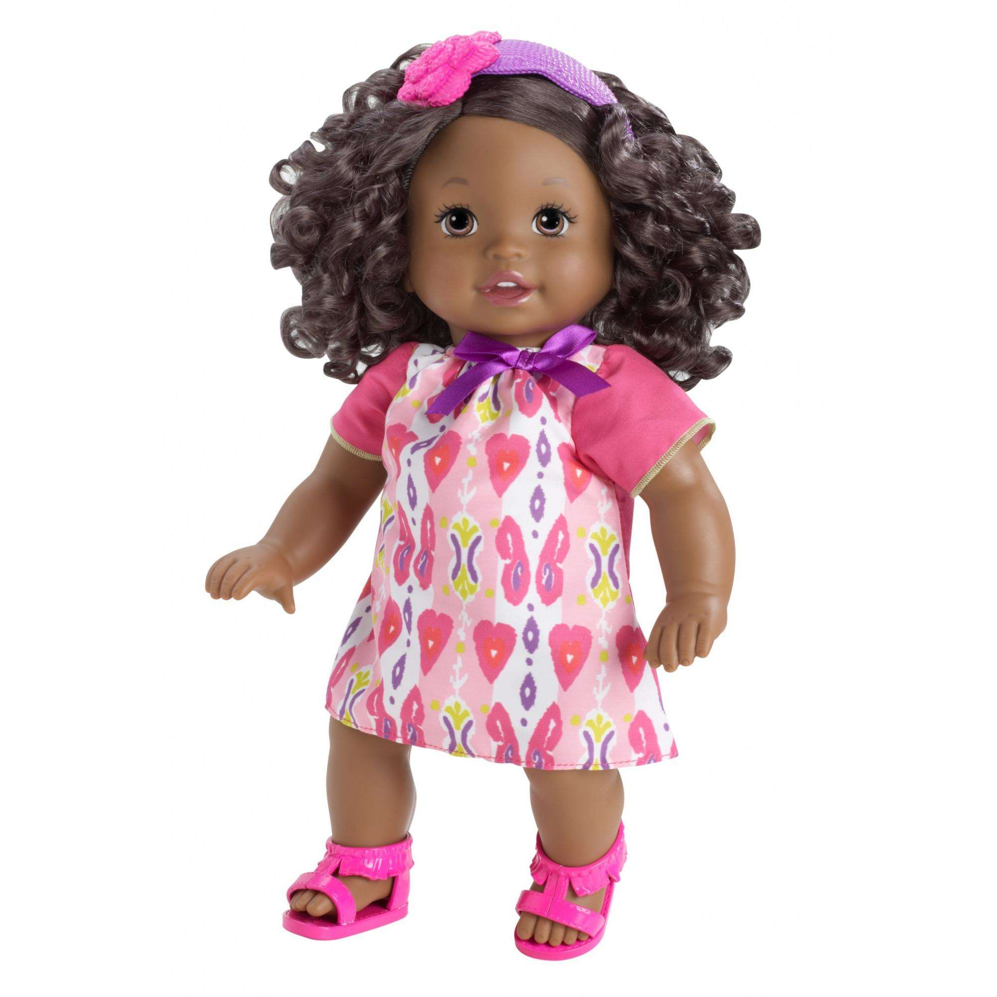 Mattel Little Mommy Sweet as Me Doll, African American